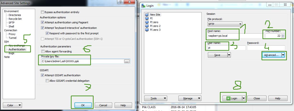 RaspberryPi instalation - RemoteMe